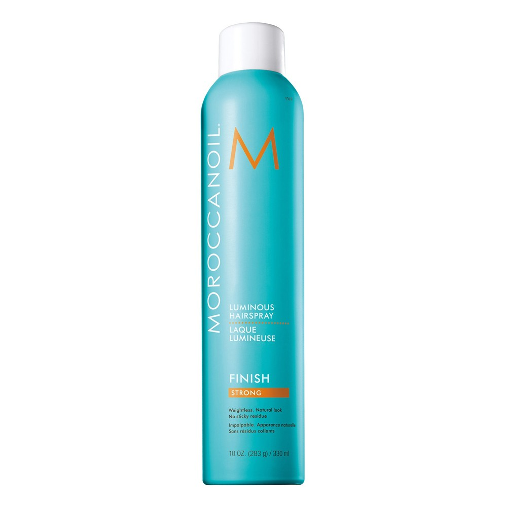 MOROCCANOIL Finishing - Spray Luminoso Strong 330 ml