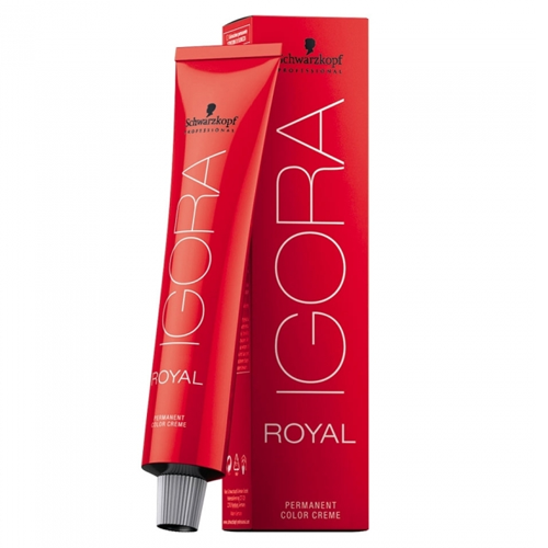 SCHWARZKOPF Igora Royal Color Creme 60ml TUTTE LE TONALITA'