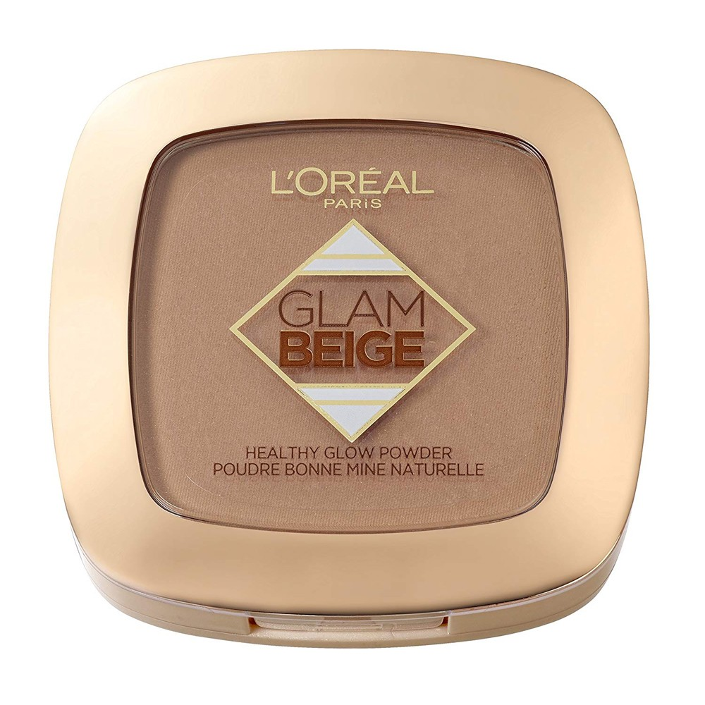 L'OREAL Glam Beige Cipria Naturale Matte n.30 Medium Light by L'OREAL  3600523372225