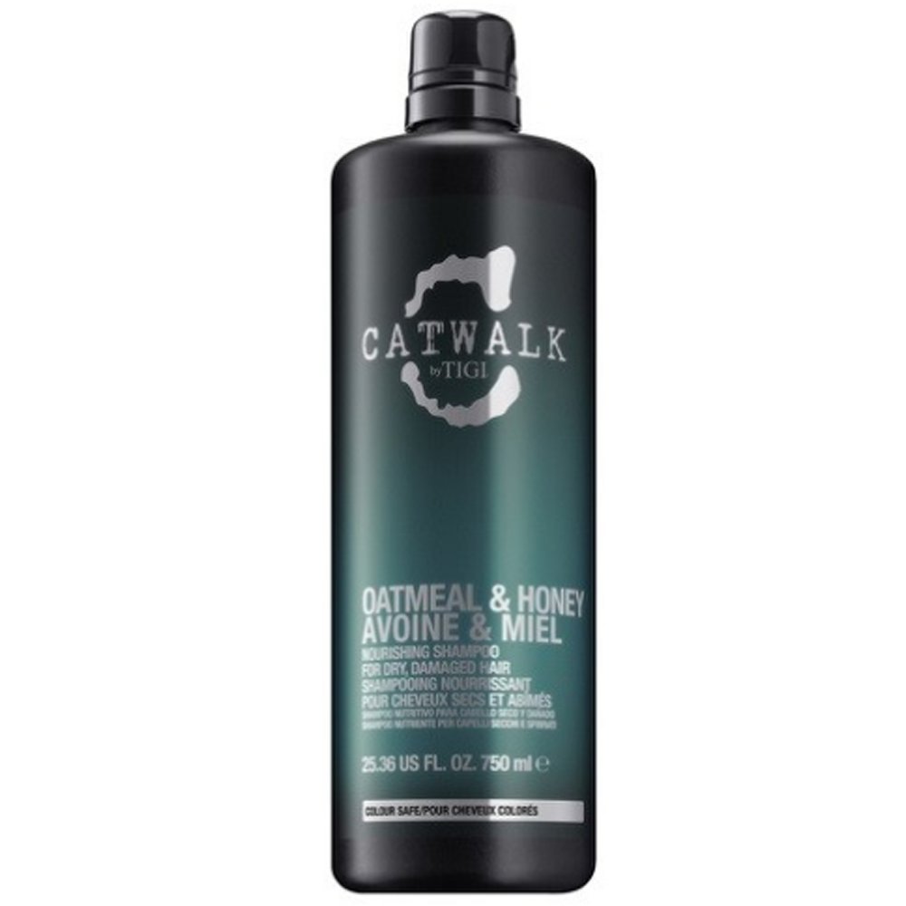 TIGI Catwalk Oatmeal & Honey Shampoo 750ml by TIGI  615908426601