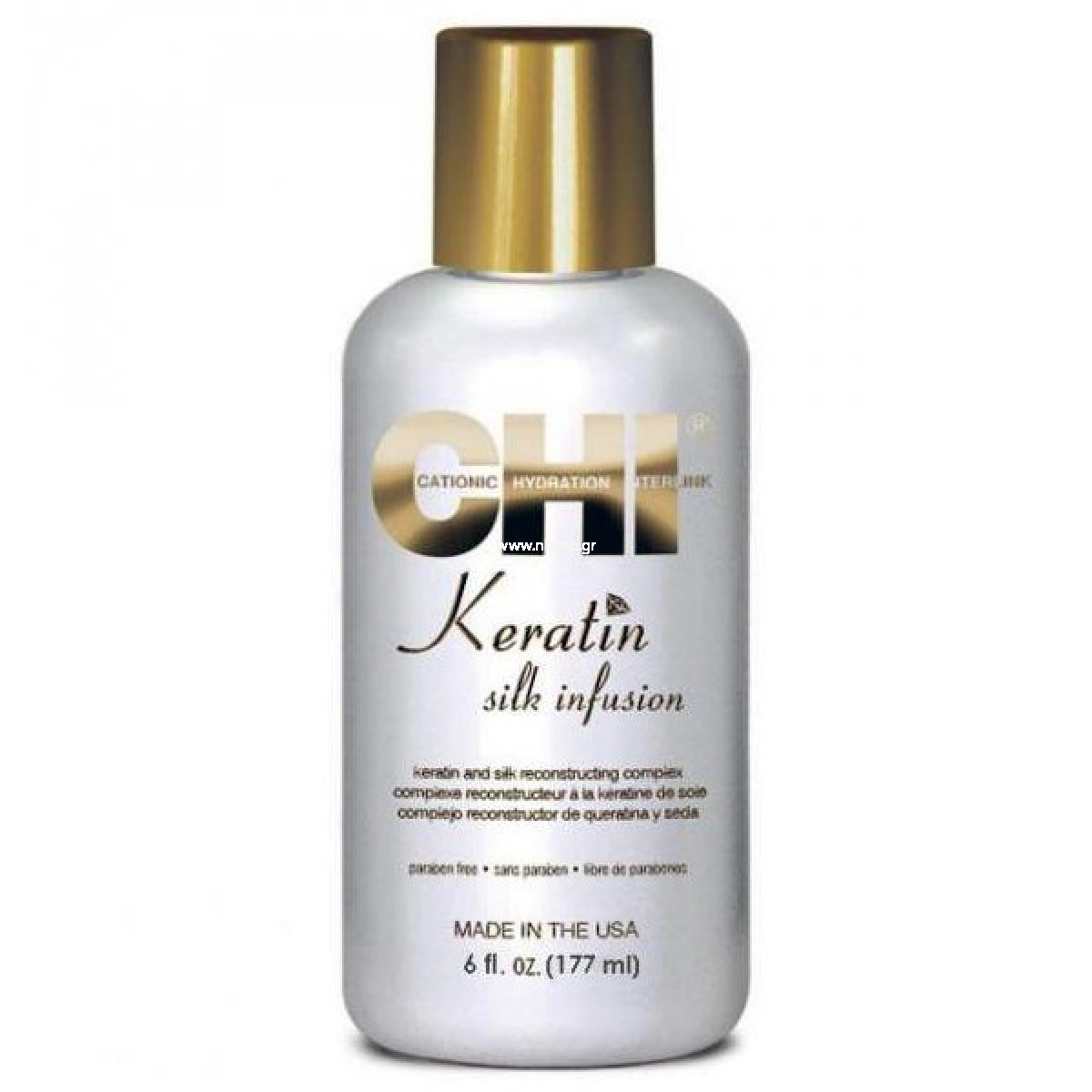 FAROUK CHI Keratin Silk Infusion 177ml by FAROUK  633911728895