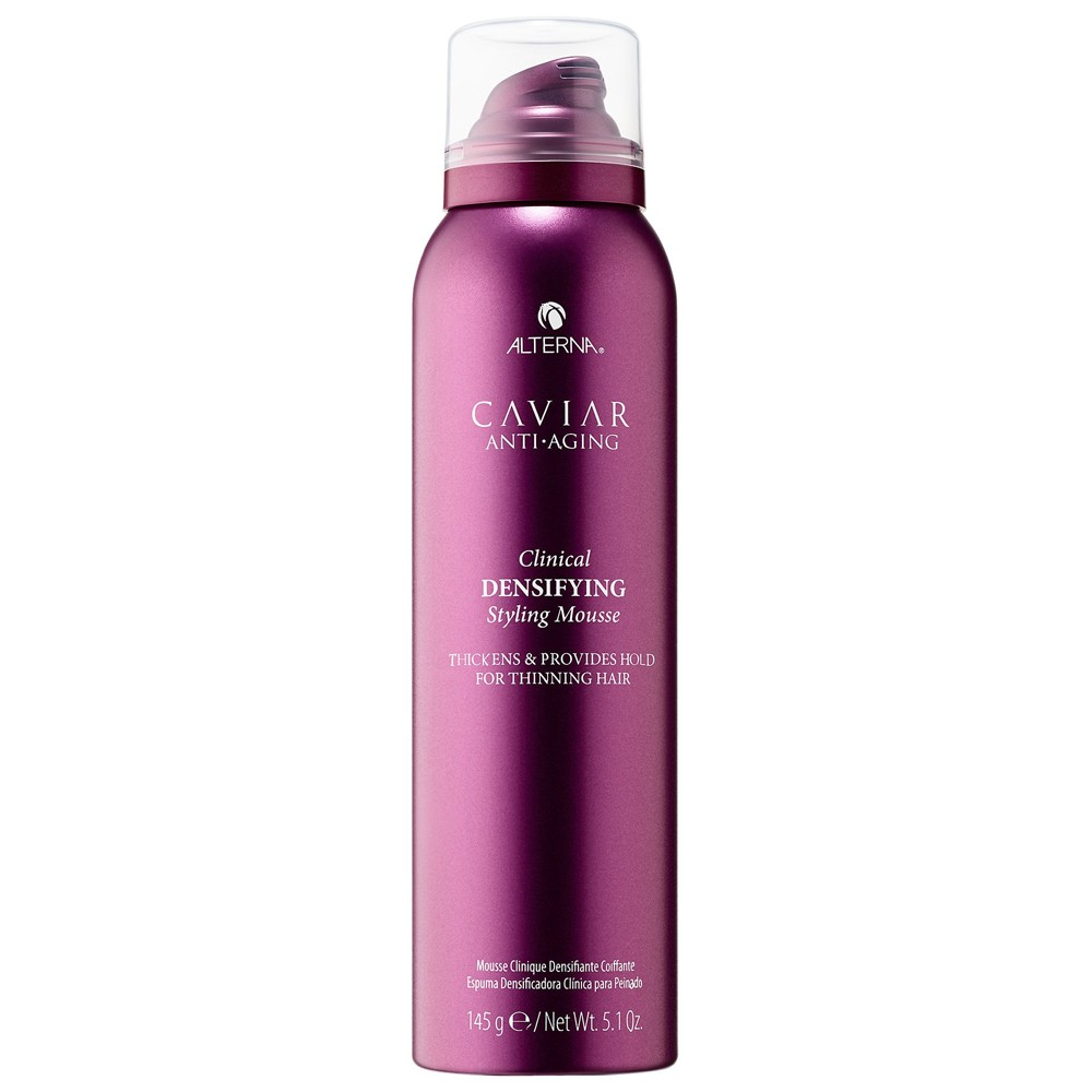 ALTERNA CAVIAR Anti-Aging Clinical Densifying Styling Mousse 145g by ALTERNA  873509027720