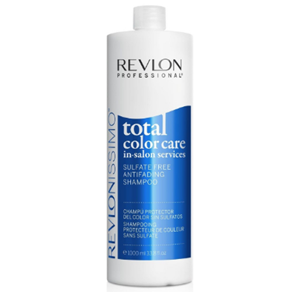 REVLON PROFESSIONAL Total Color Care Sulfate-free Antifading Shampoo 1000ml by REVLON PROFESSIONAL  8432225074085
