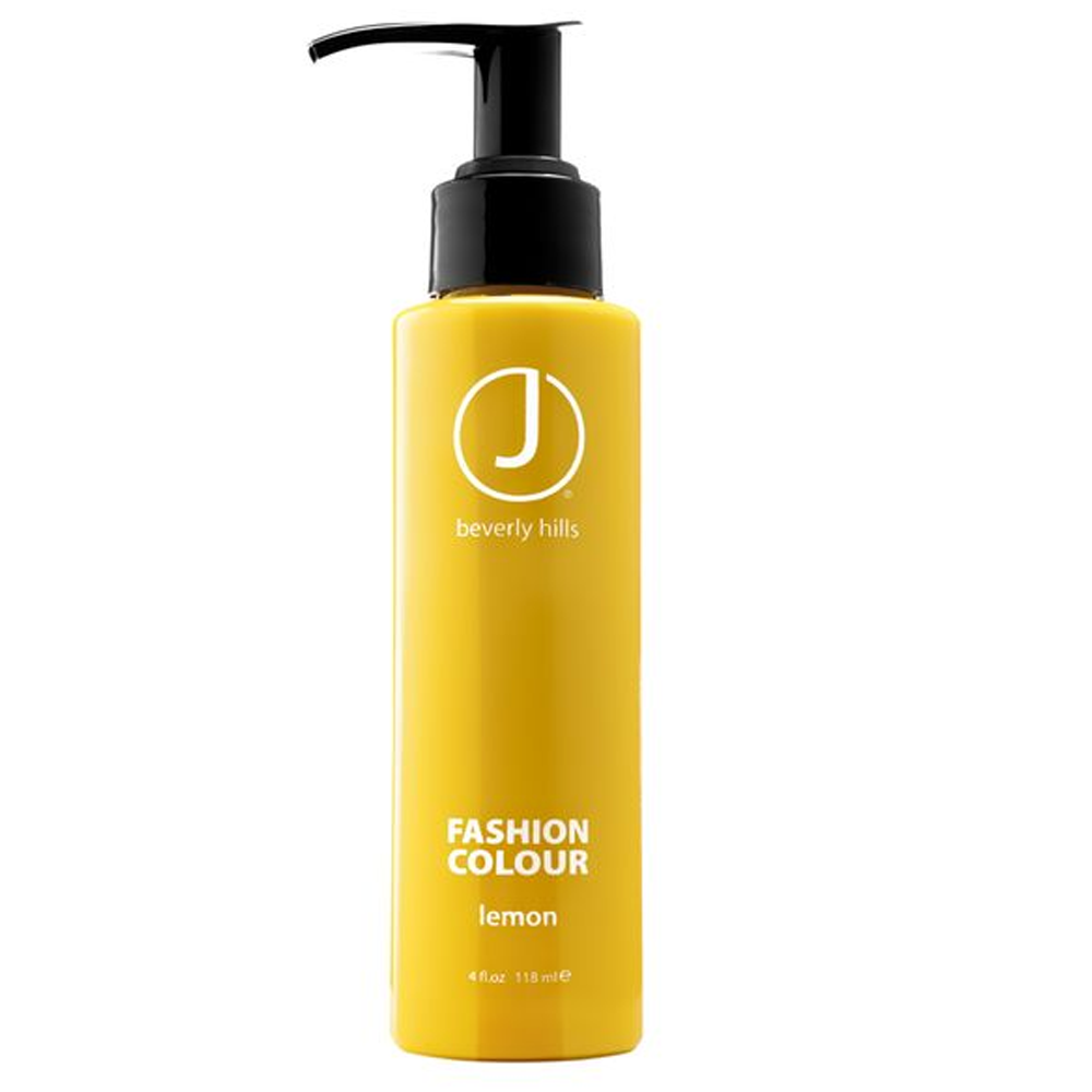 J BEVERLY HILLS Fashion Colour 118ml LEMON by J BEVERLY HILLS  0701