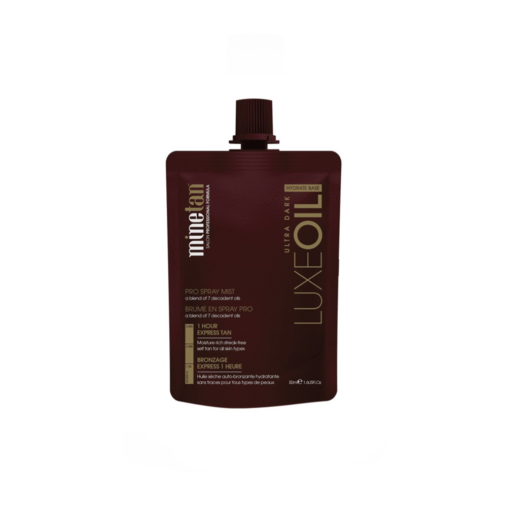 MINETAN Soluzione Abbronzante Spray Luxe Oil 50ml by MINETAN  9347108008516