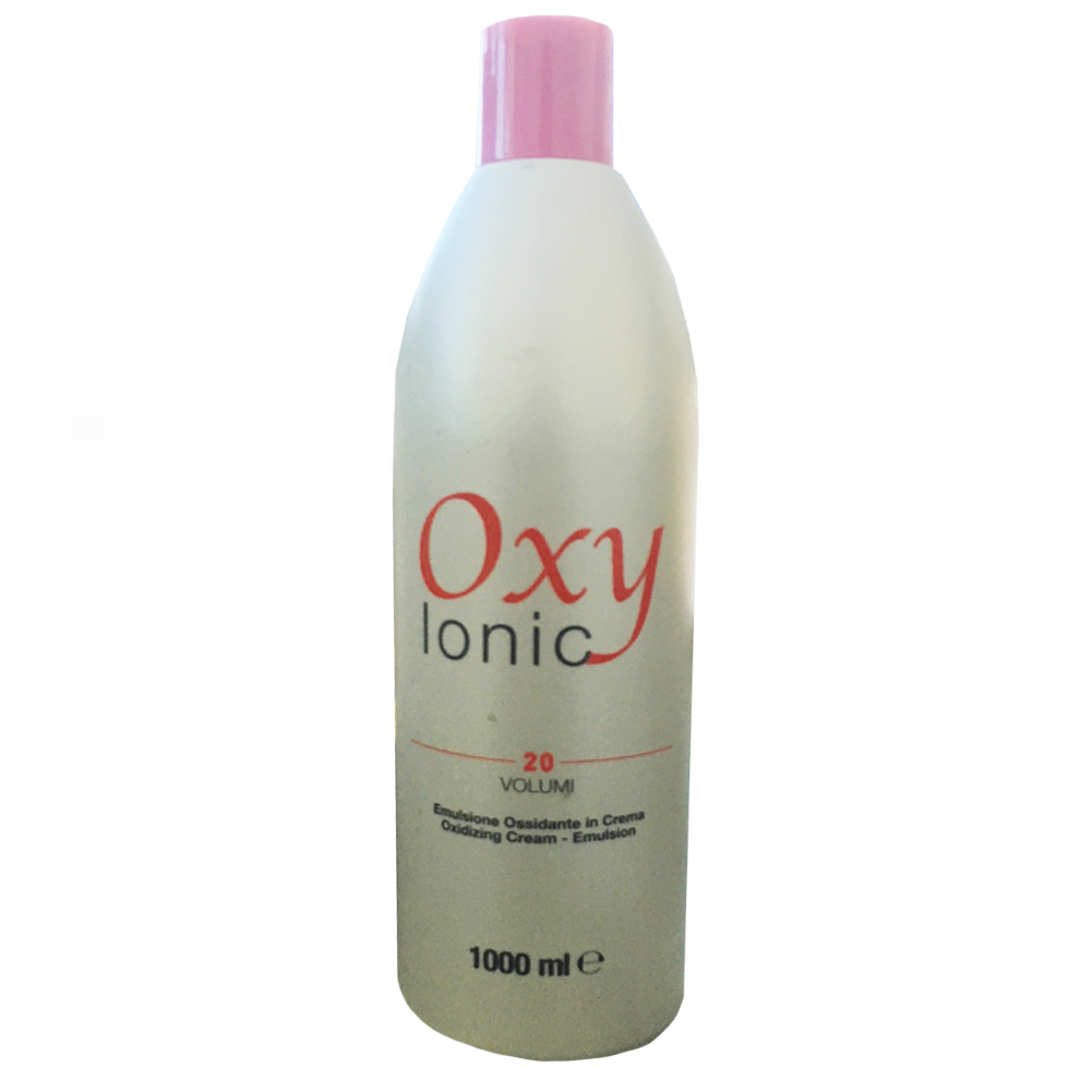 Oxy Ionic Ossigeno 20VOL 1000ml by SUNGLITZ  8019622124010