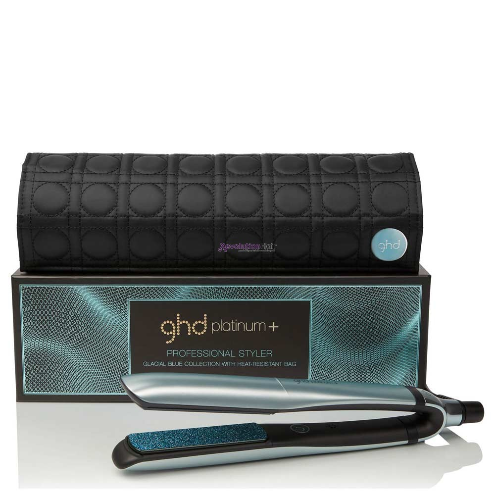GHD Platinum Plus Glacial Blue Styler 2018 by GHD  5060569861899
