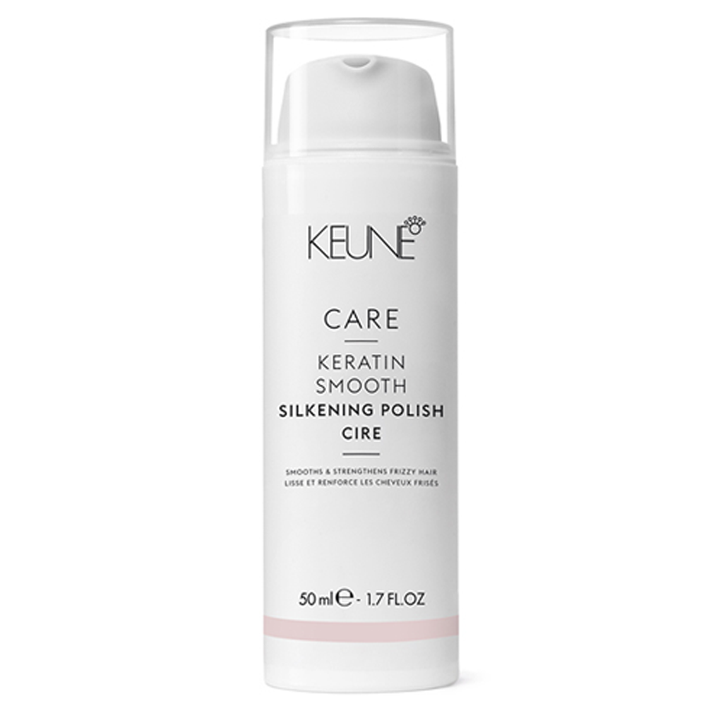 KEUNE Care Keratin Smooth Silkening Polish Cire 50ml by KEUNE  8719281103264