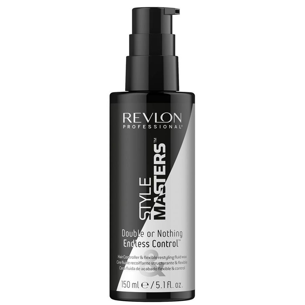 REVLON PROFESSIONAL Style Masters Double Or Nothing Endless Control 150ml by REVLON PROFESSIONAL  8432225088112