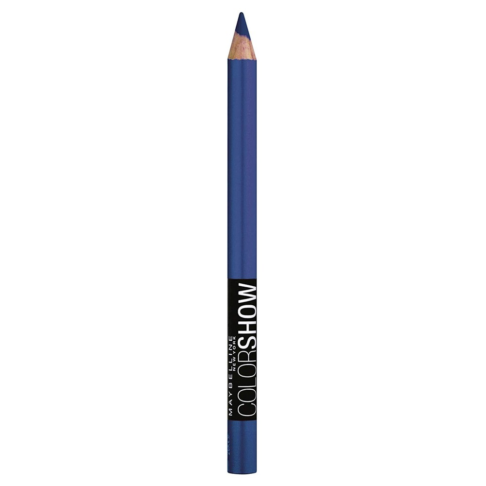 MAYBELLINE NEW YORK Color Show Matita Occhi Khol n.200 Champray Blue
