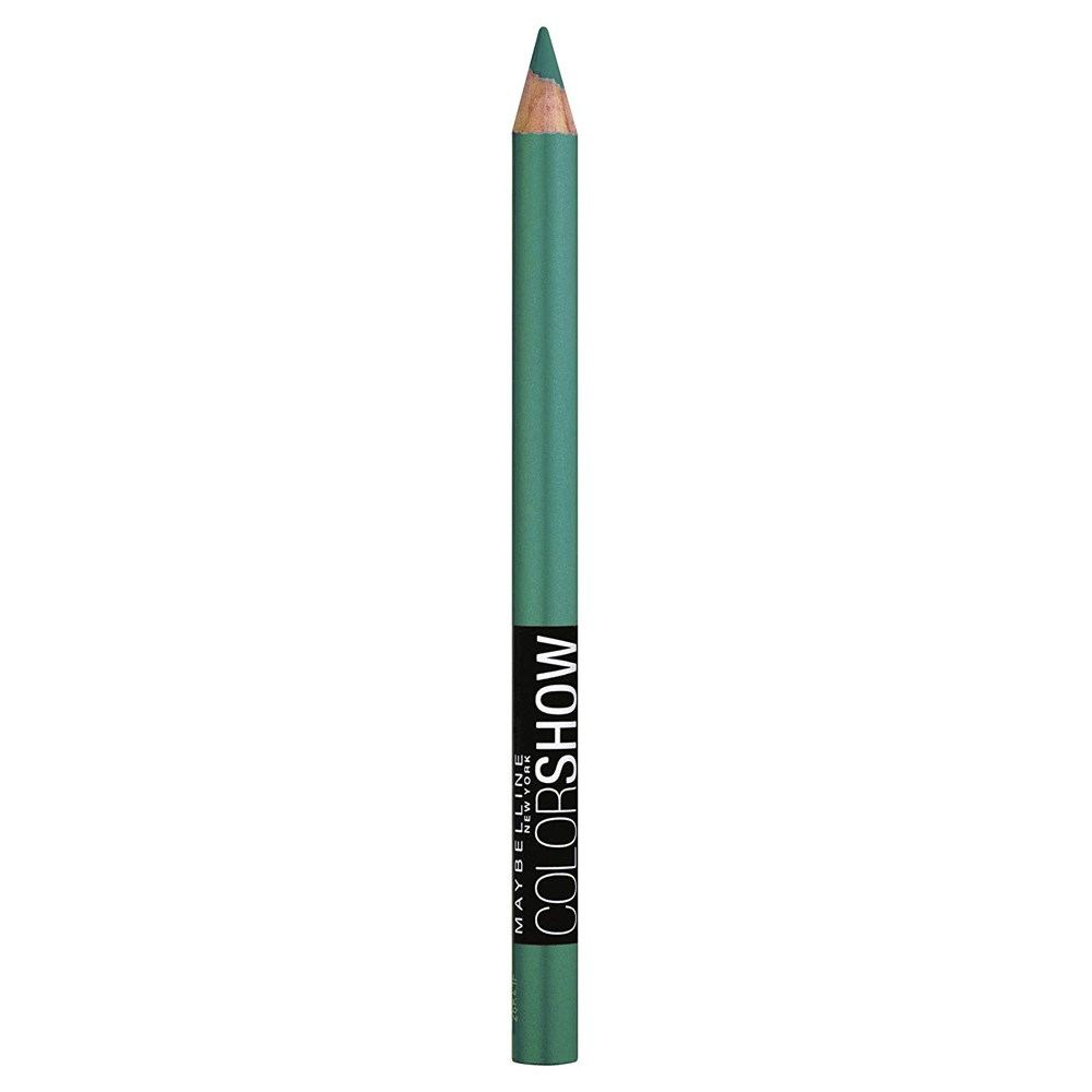 MAYBELLINE NEW YORK Color Show Matita Occhi Khol n.300 Edgy Emerald