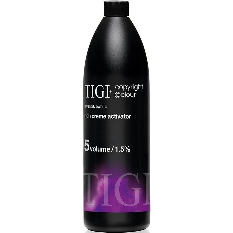 TIGI Copyright Activator 5Vol Developer 1.5% 1000ml