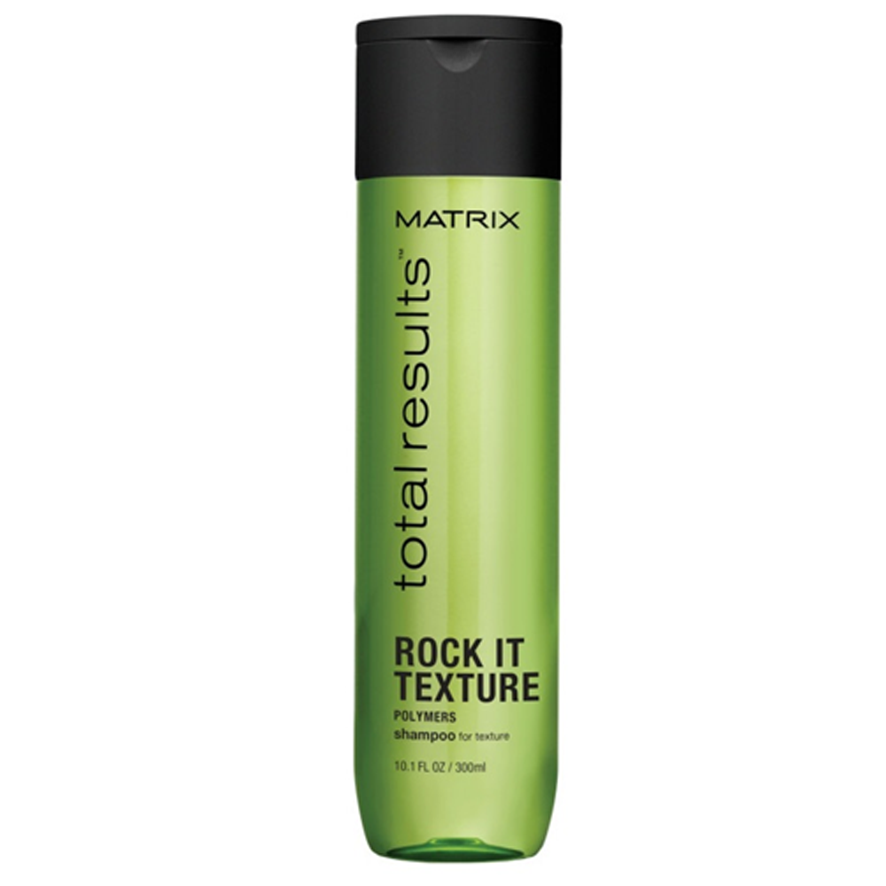 MATRIX TOTAL RESULTS Texture Games Rock It Shampoo 300ml