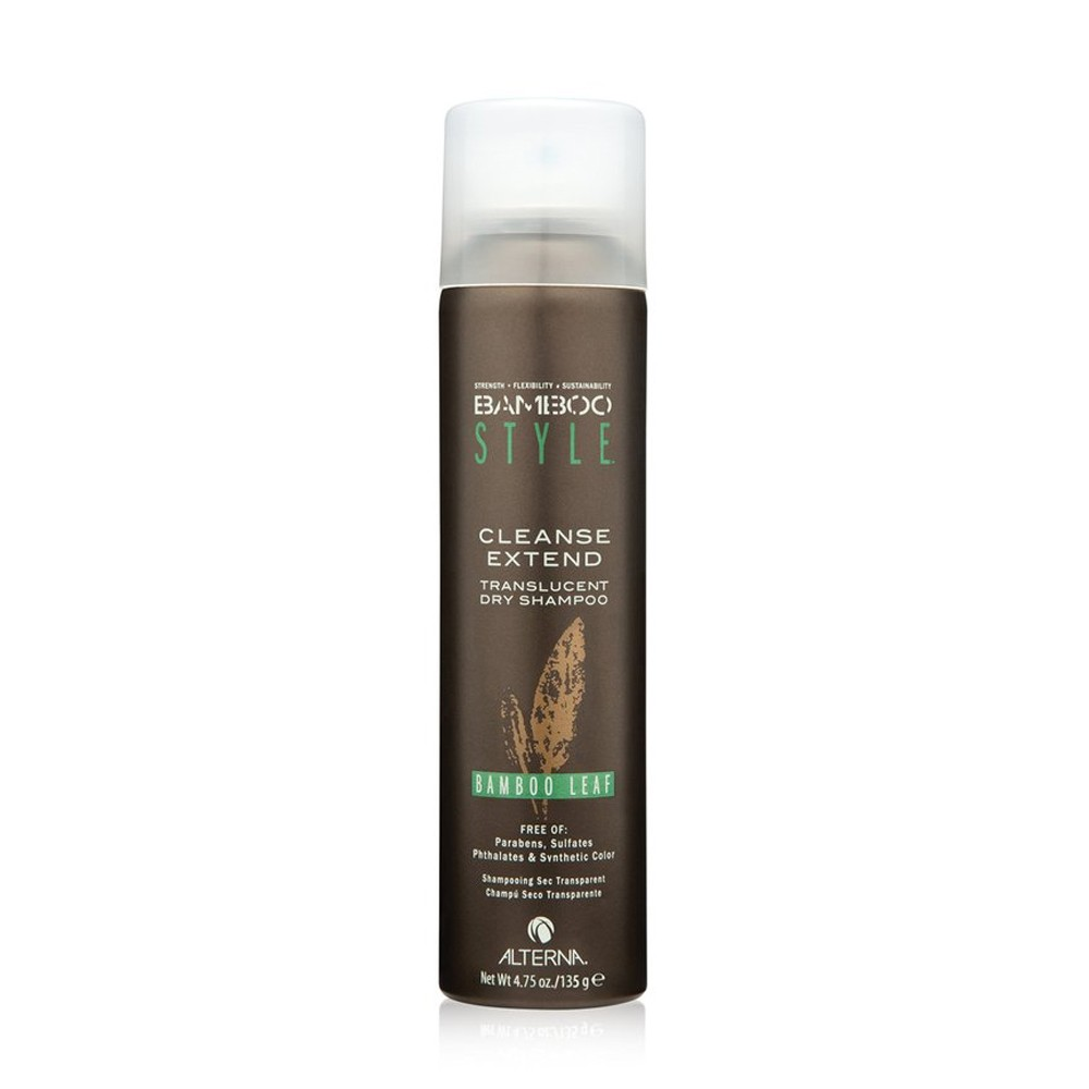 ALTERNA BAMBOO Cleanse Extend Translucent Dry Shampoo 135g