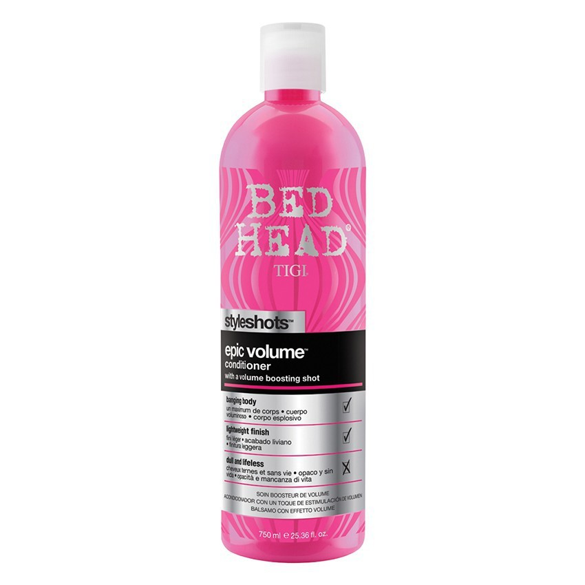 TIGI Bed Head Epic Volume Balsamo 750ml