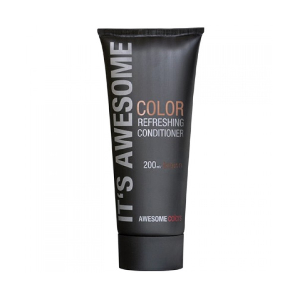 SEXY HAIR Awesome Color Refreshing Conditioner Brown 200ml