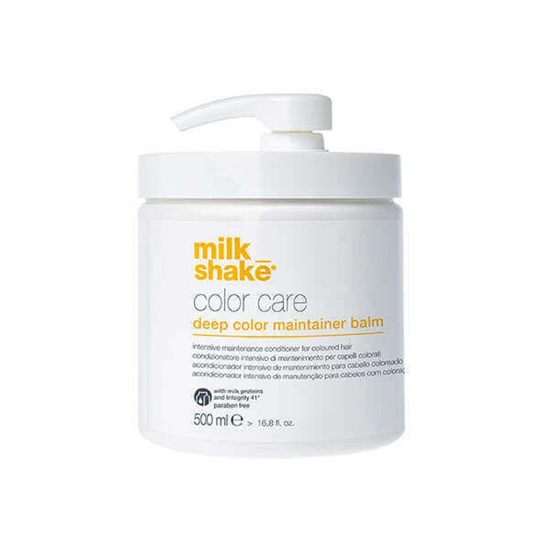 Z.ONE Milk Shake Color Care Deep color Maintainer Balm 500ml