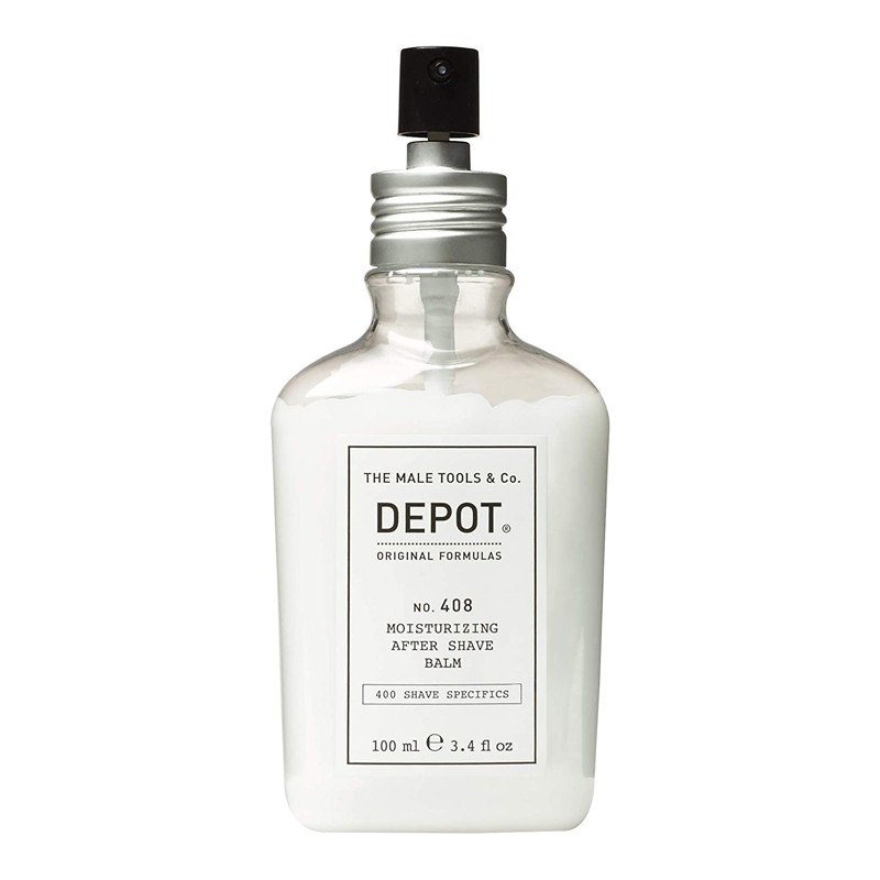 DEPOT no.408 Moisturizing After Shave Balm 100ml - Fresh Black Pepper