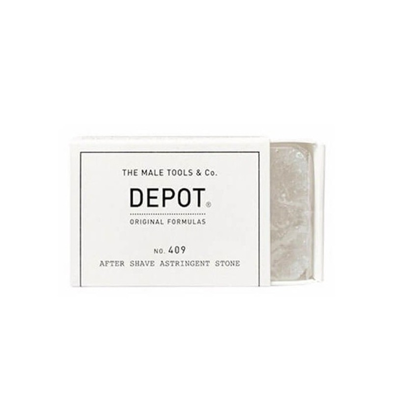 DEPOT no.409 After Shave Astringent Stone 90g