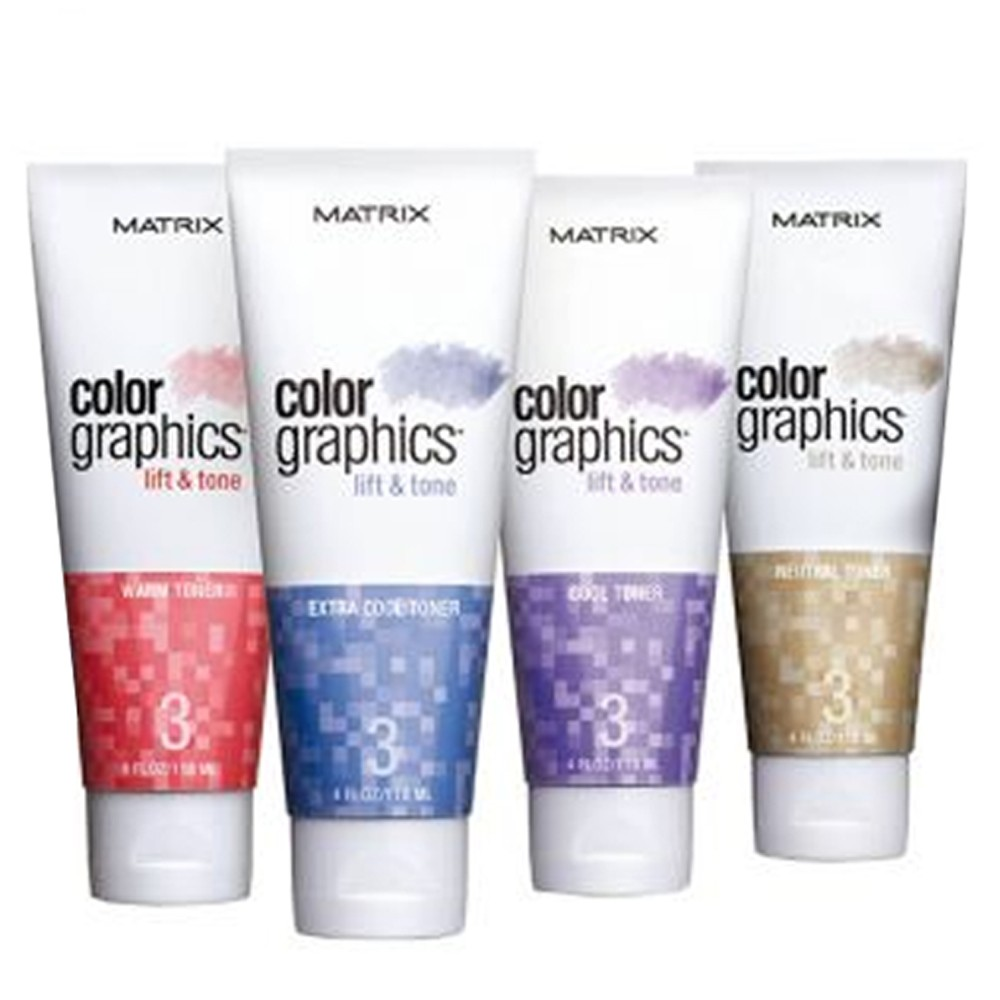 MATRIX Color Graphics Lift & Tone 118ml TUTTE LE TONALITA'