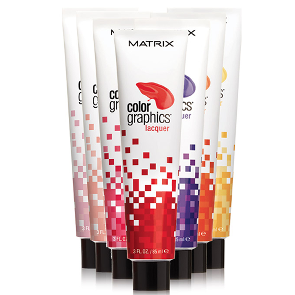 MATRIX Color Graphics Lacquer 85ml TUTTE LE TONALITA'