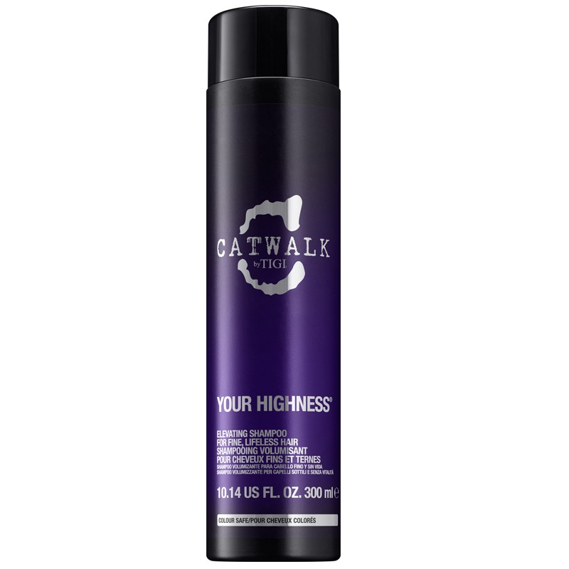 TIGI Catwalk Your Highness New Elevating Shampoo 300ml