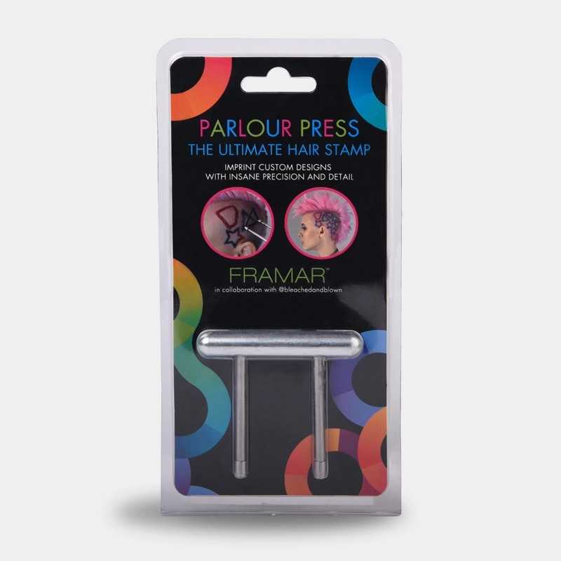 FRAMAR Parlour Press The Ultimate Hair Stamp