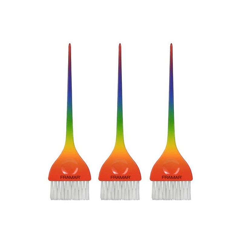 FRAMAR Classic All Y'All Brush Set 3pz