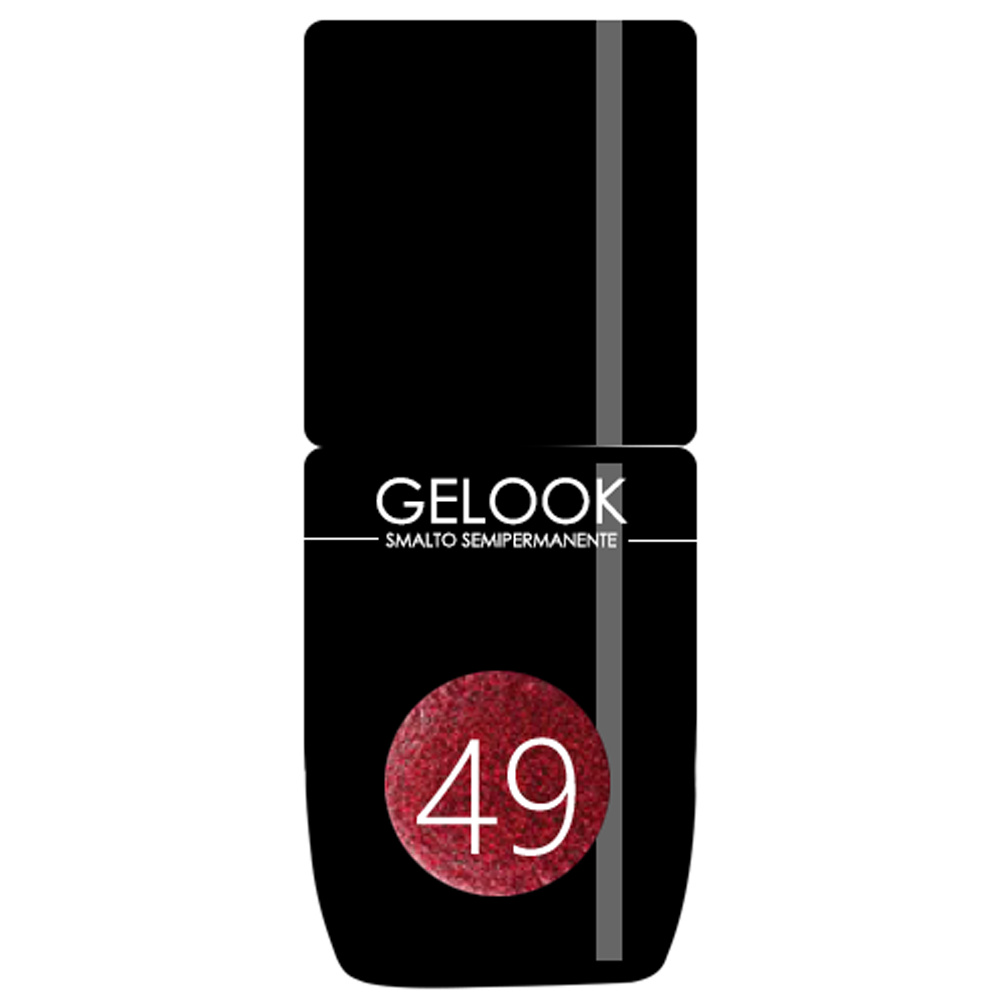GELOOK Smalto Semipermanente 15ml MIAMI ICE n° 49