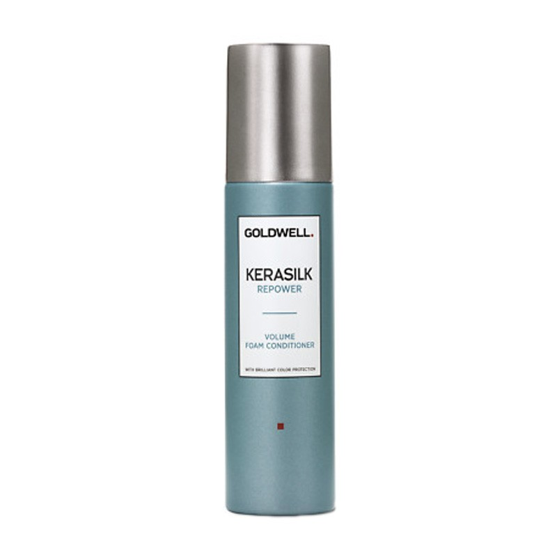 GOLDWELL KERASILK Repower Volume Foam Conditioner 200ml