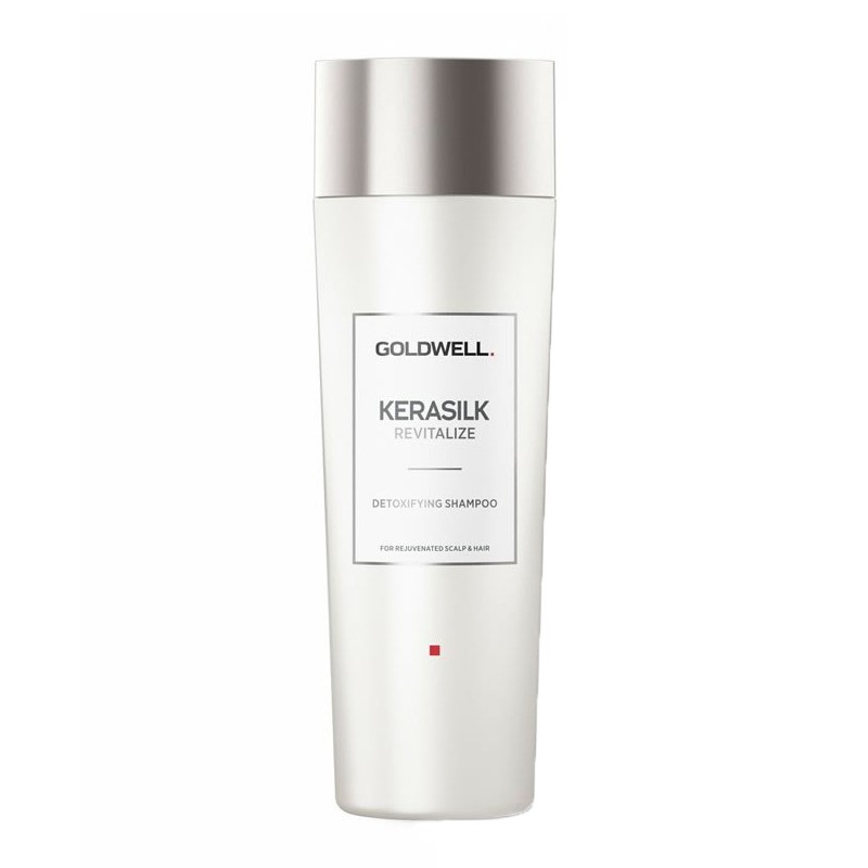 GOLDWELL KERASILK Revitalize Detoxifyng Shampoo 250ml