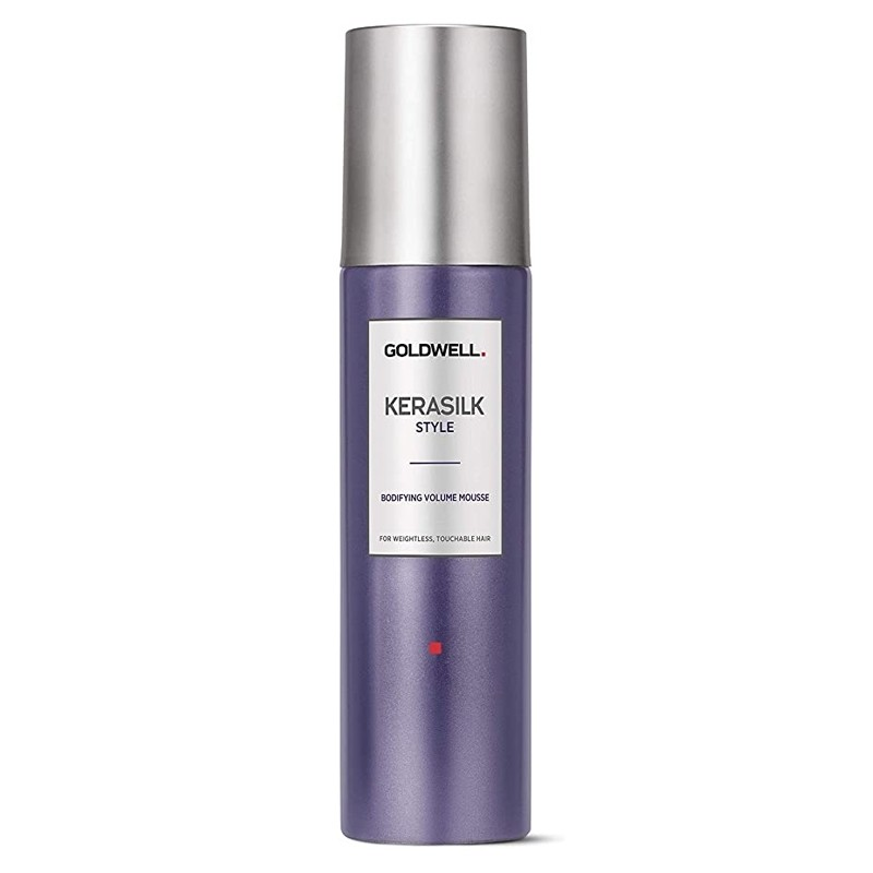GOLDWELL KERASILK Style Bodifying Volume Mousse 150ml