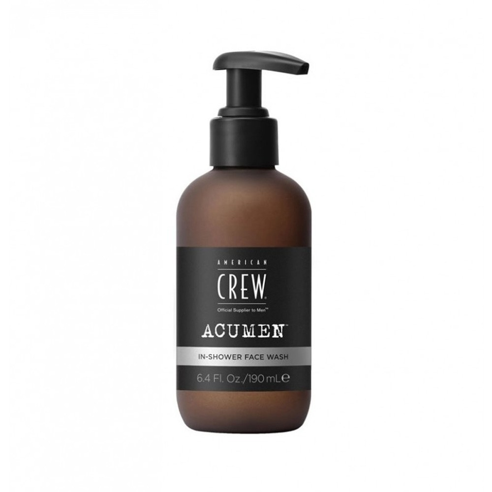 AMERICAN CREW Acumen In Shower Face Wash 190ml