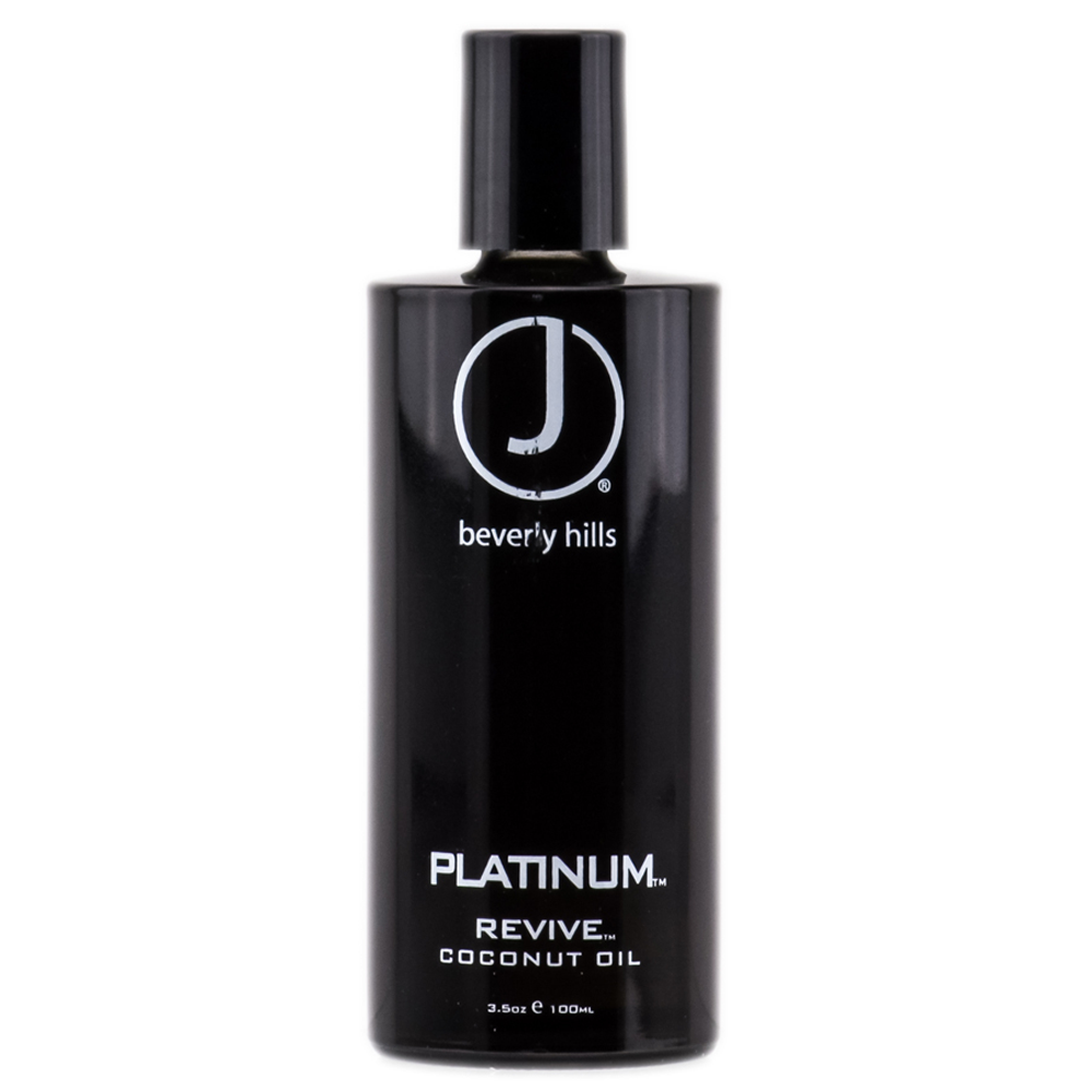 J BEVERLY HILLS Platinum Revive Coconut Oil 100ml