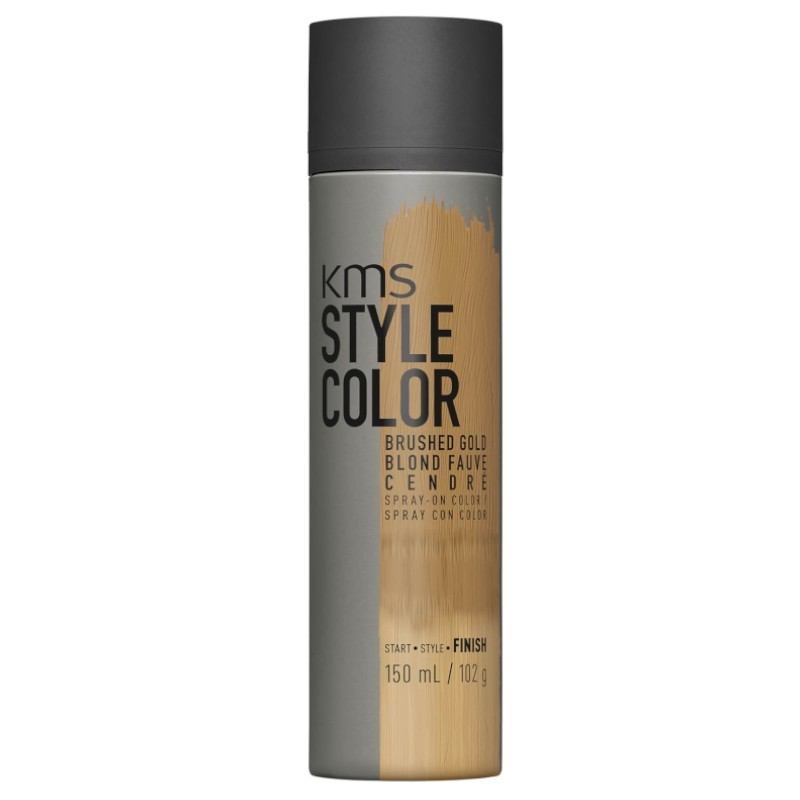 KMS Style Color Brushed Gold 150ml