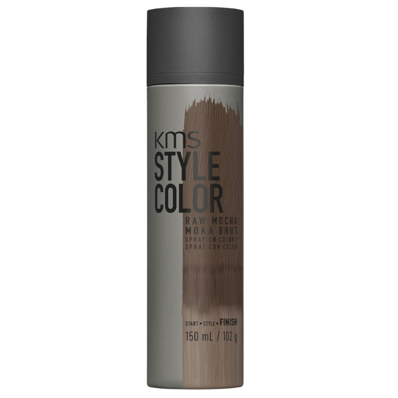 KMS Style Color Raw Mocha 150ml