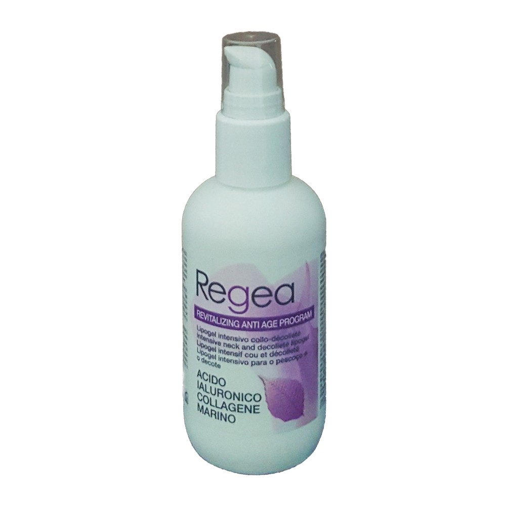 REGEA Lipogel Intensivo Collo-Décolleté 100ml