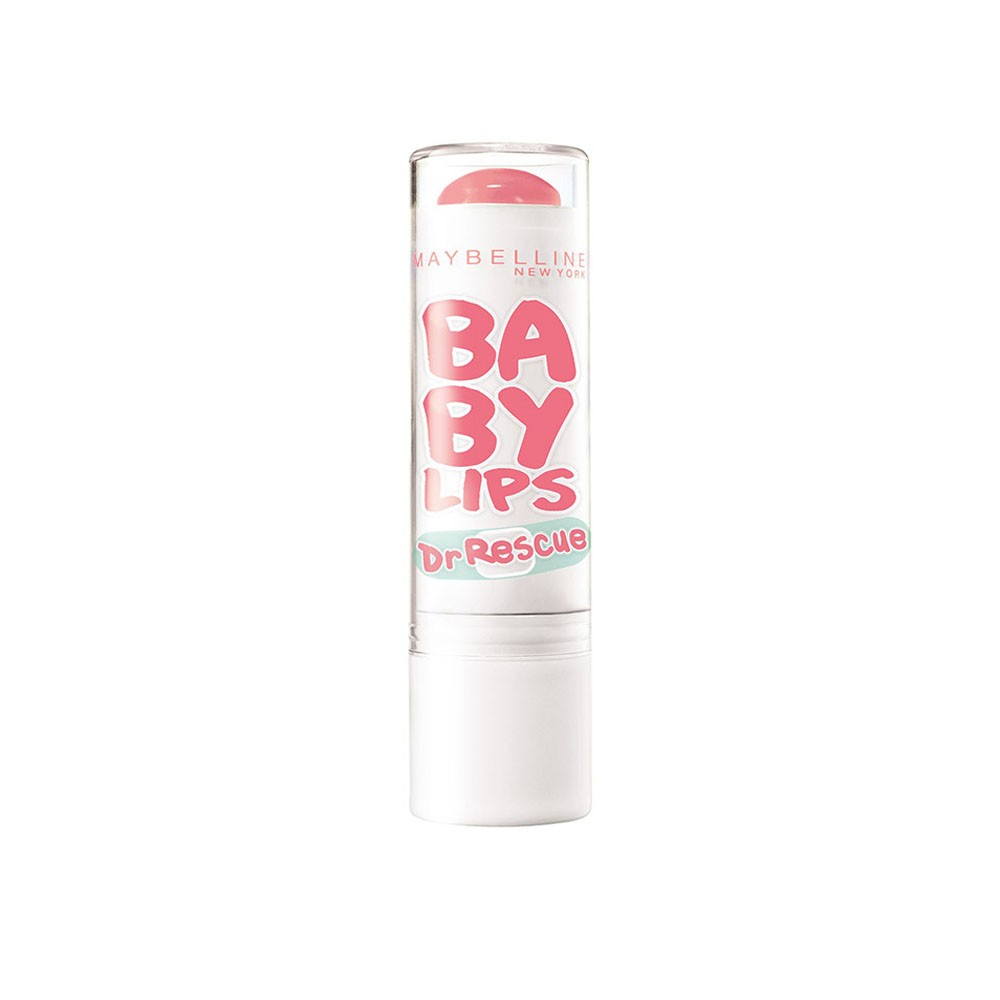 MAYBELLINE NEW YORK Baby Lips Dr. Rescue Balsamo per Labbra Coral Crave