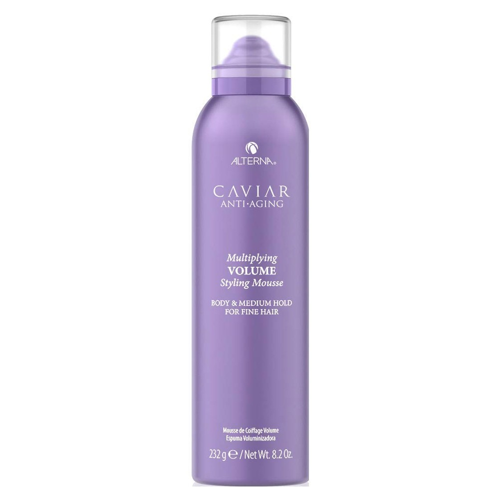 ALTERNA CAVIAR Anti-Aging Multiplying Volume Styling Mousse 232g