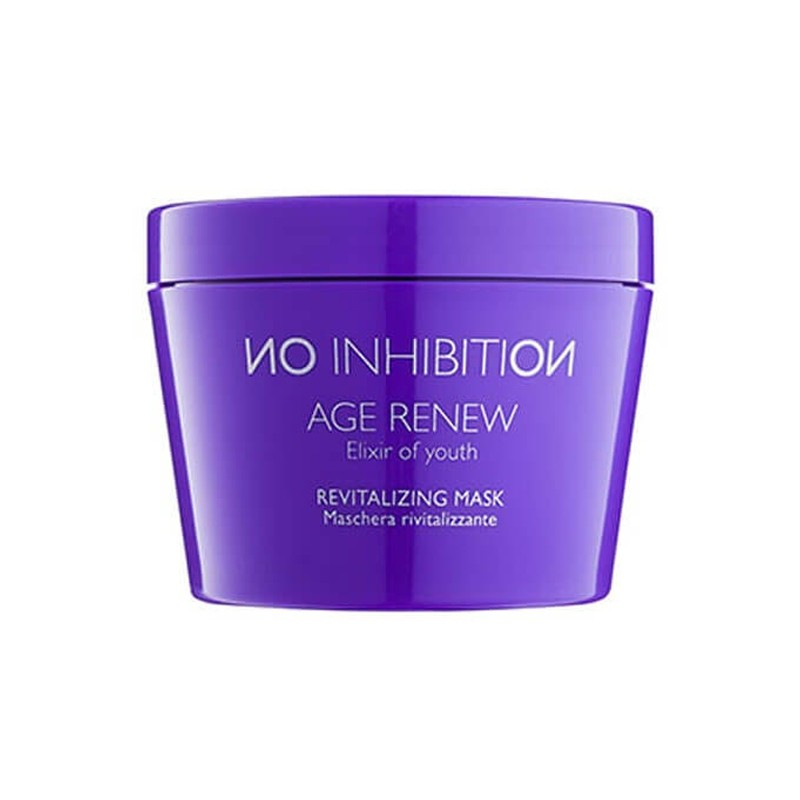 NO INHIBITION Age Renew Elixir of Youth Revitalizing Mask 250ml