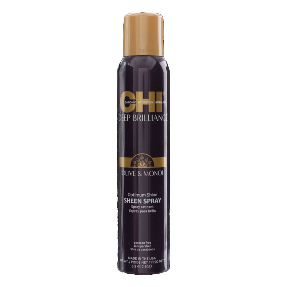 FAROUK CHI Deep Brilliance Olive&Monoi Sheen Spray 150g