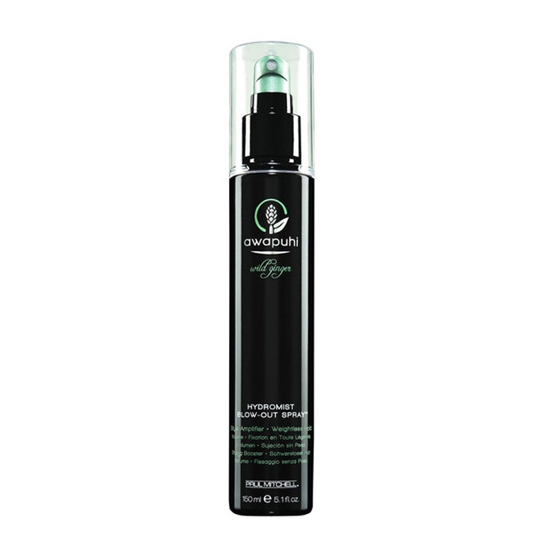 PAUL MITCHELL Awapuhi Wild Ginger Style Hydromist Blow-Out Spray 150ml