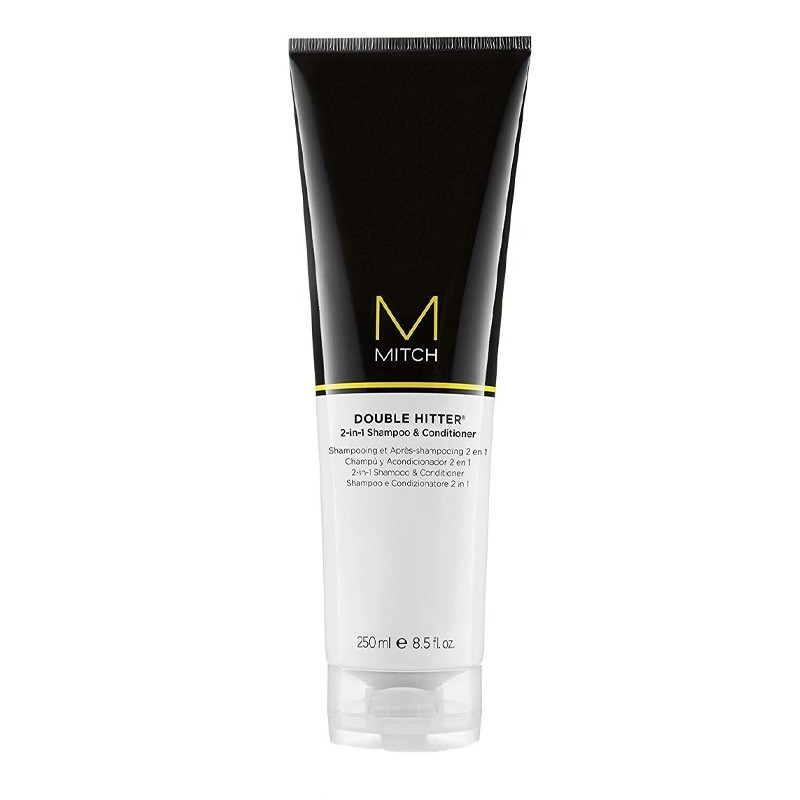PAUL MITCHELL Mitch Double Hitter Shampoo e Balsamo 250ml
