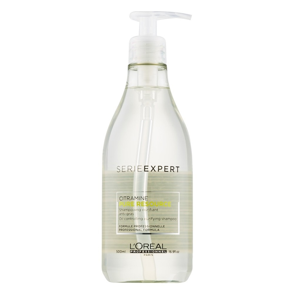 L'OREAL Expert Pure Resource Shampoo 500ml