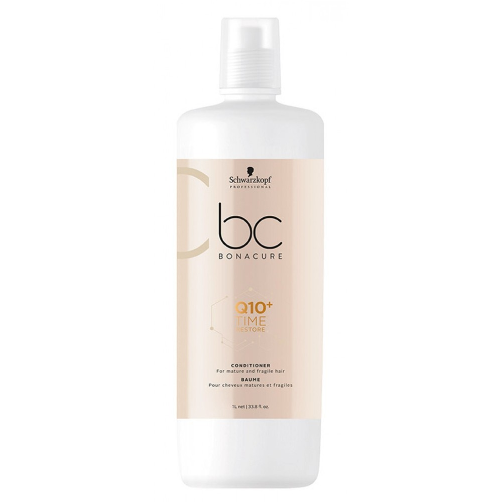 SCHWARZKOPF BC Bonacure Q10+ Time Restore Conditioner 1000ml