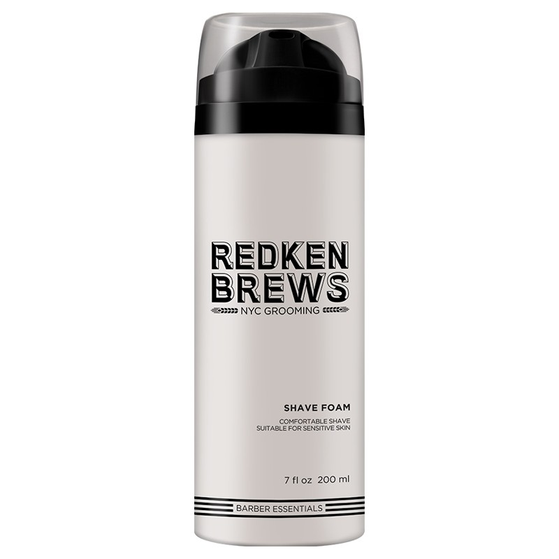 REDKEN Brews Shave Foam Mousse a Raser 200ml