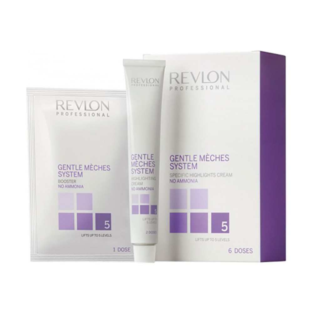 REVLON PROFESSIONAL Gentle Mèches System Crema Speciale Meches