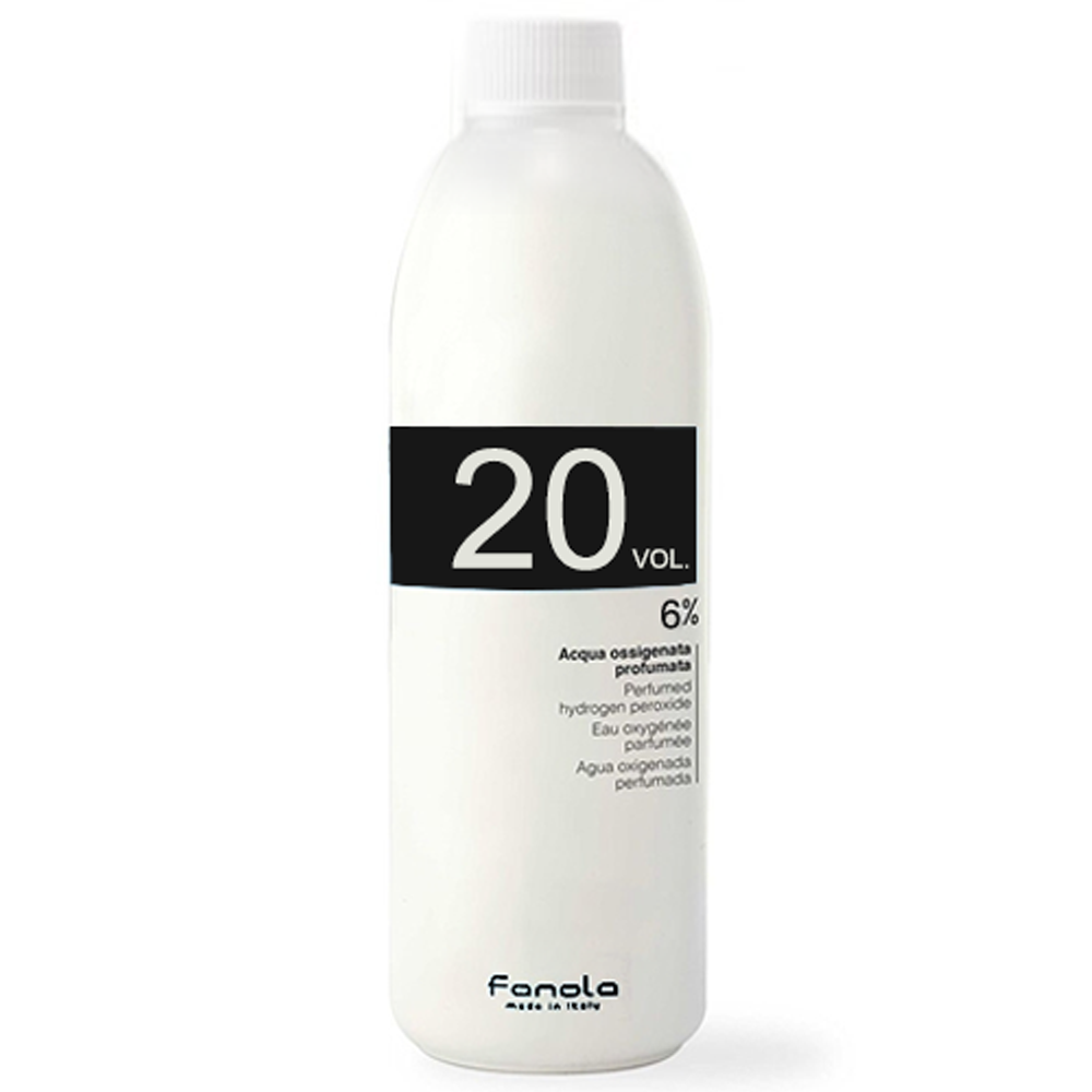 FANOLA Acqua Ossigenata Profumata 20 Vol. 6% 300ml