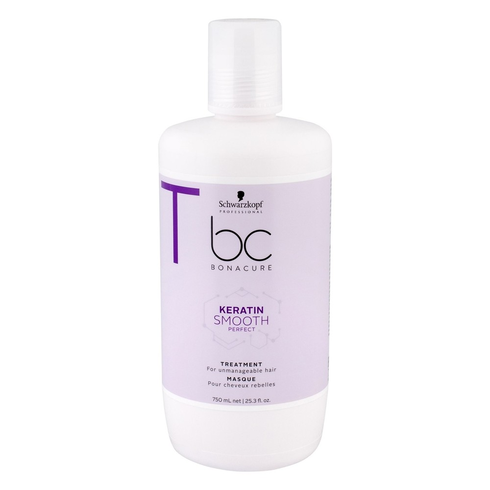 SCHWARZKOPF BC Bonacure Keratin Smooth Perfect Masque 750ml