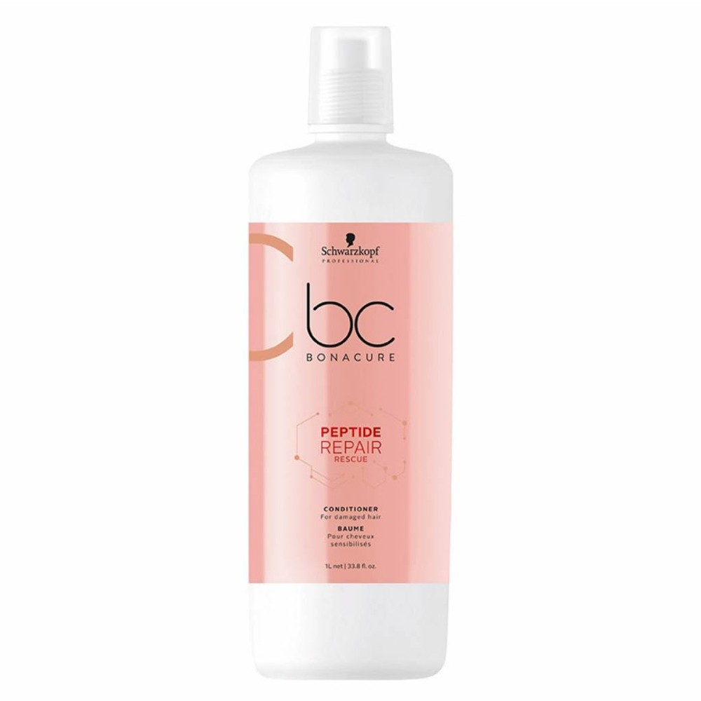 SCHWARZKOPF BC Bonacure Peptide Repair Rescue Conditioner For Damaged Hair 1000ml